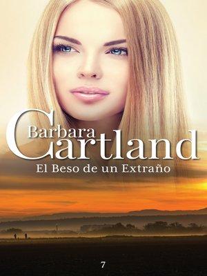 cover image of El Beso de un Extraño