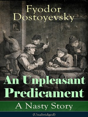 cover image of An Unpleasant Predicament