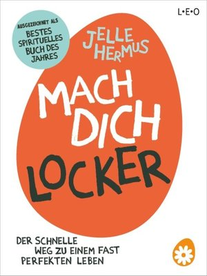 cover image of Mach dich locker