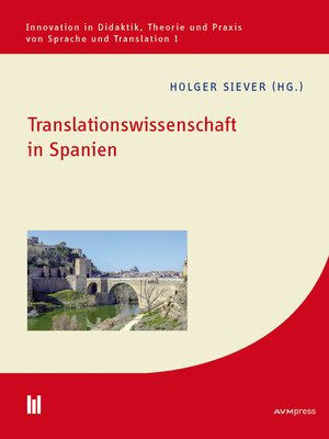 cover image of Translationswissenschaft in Spanien