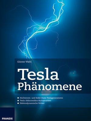 cover image of Tesla Phänomene