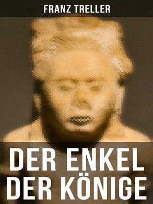 cover image of Der Enkel der Könige