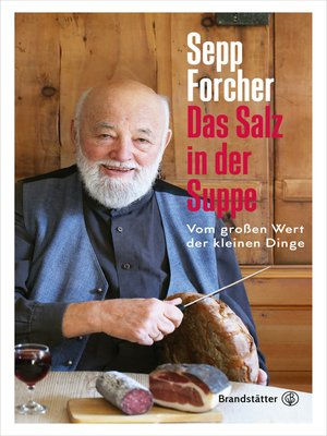 cover image of Das Salz in der Suppe
