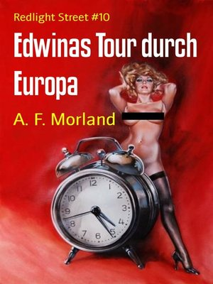 cover image of Edwinas Tour durch Europa