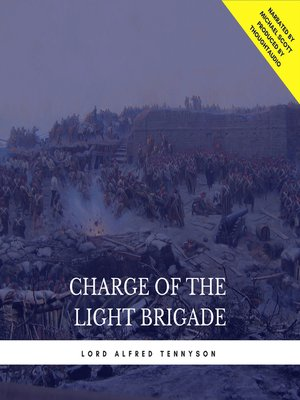 cover image of Charge of the Light Brigade