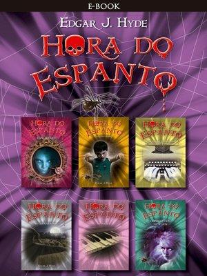cover image of Box hora do espanto--Série I