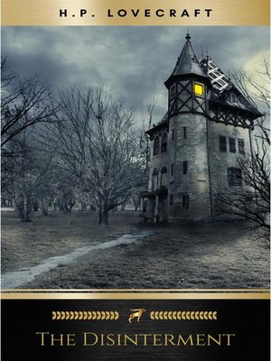 cover image of The Disinterment