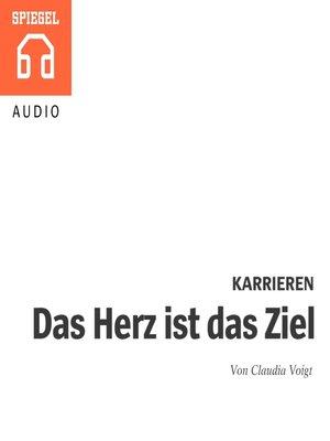 cover image of KARRIEREN--Das Herz ist das Ziel