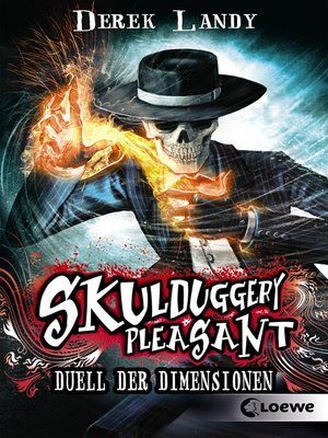 cover image of Skulduggery Pleasant 7--Duell der Dimensionen