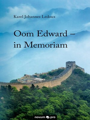 cover image of Oom Edward--in Memoriam