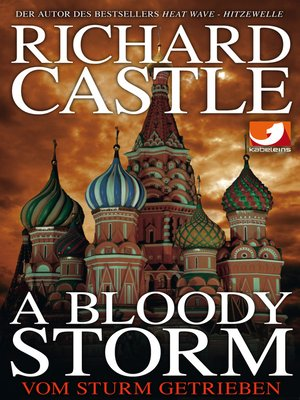 cover image of A Bloody Storm--Vom Sturm getrieben