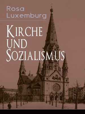 cover image of Kirche und Sozialismus