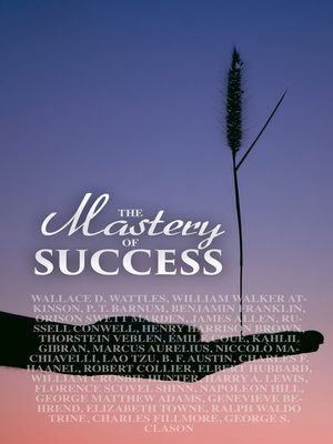cover image of The Mastery of Success