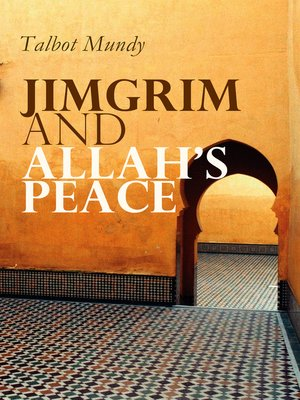 cover image of Jimgrim and Allah's Peace