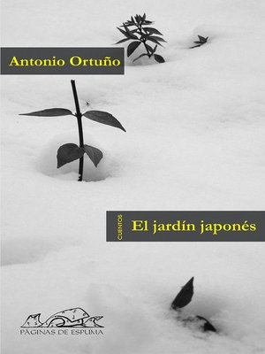 cover image of El jardín japonés