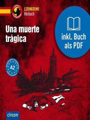 cover image of Una muerte trágica