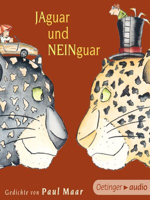 cover image of Jaguar und Neinguar. Gedichte von Paul Maar