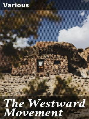 cover image of The Westward Movement