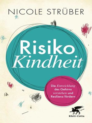 cover image of Risiko Kindheit