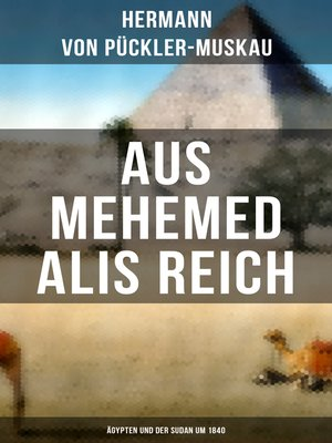 cover image of AUS MEHEMED ALIS REICH