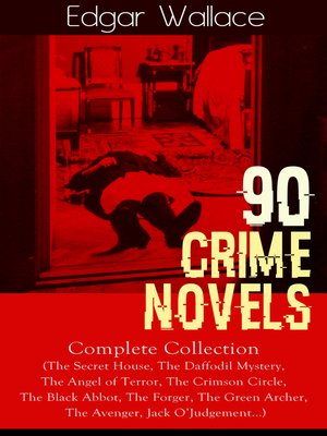 cover image of 90 CRIME NOVELS