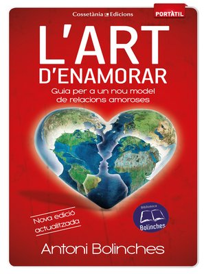 cover image of L'art d'enamorar
