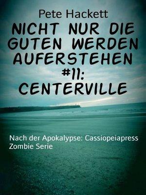 cover image of Nicht nur die Guten werden auferstehen #11