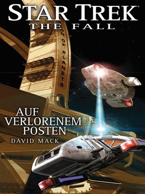 cover image of Star Trek--The Fall 3