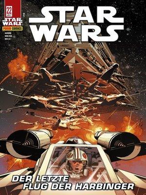 cover image of Star Wars, Comicmagazin 22--Der letzte Flug der Harbinger