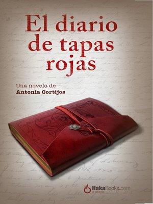 cover image of El diario de tapas rojas