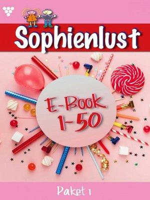 cover image of Sophienlust Paket 1 – Familienroman