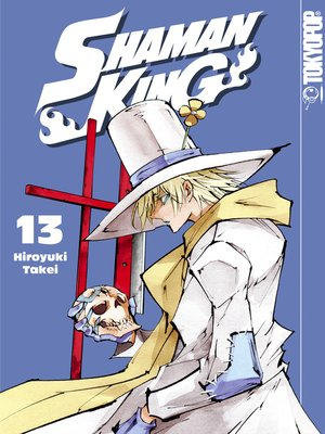 cover image of Shaman King – Einzelband 13