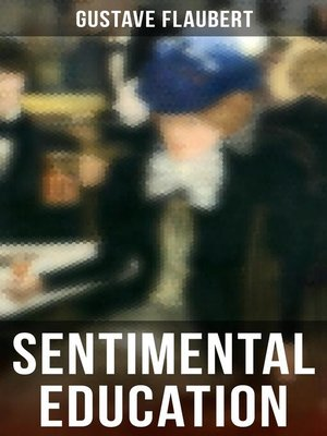 cover image of Sentimental Education (French Classics Series)