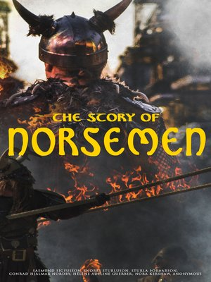 cover image of The Story of Norsemen