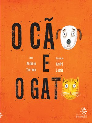 cover image of O cão e o gato