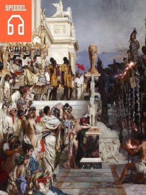 cover image of Kaiser Nero--Der singende Antichrist