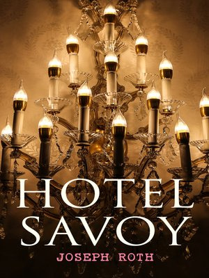 cover image of Hotel Savoy