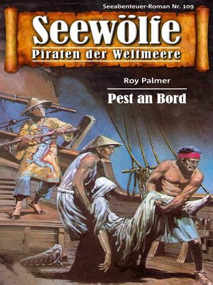 cover image of Seewölfe--Piraten der Weltmeere 109