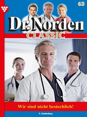 cover image of Dr. Norden Classic 63 – Arztroman