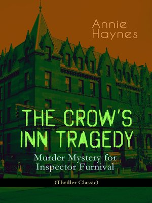 cover image of The Crow's Inn Tragedy – Murder Mystery for Inspector Furnival