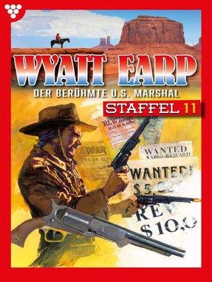 cover image of Wyatt Earp Staffel 11 – Western