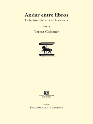 cover image of Andar entre libros