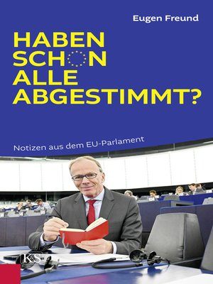 cover image of Haben schon alle abgestimmt?