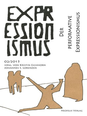 cover image of Der performative Expressionismus