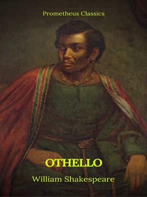 cover image of Othello (Best Navigation, Active TOC)(Prometheus Classics)