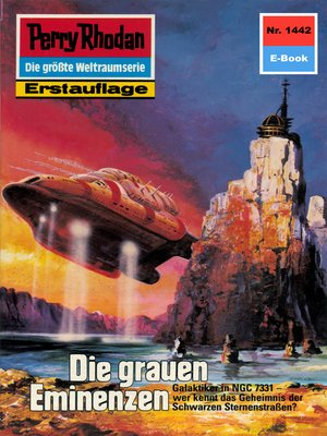 cover image of Perry Rhodan 1442