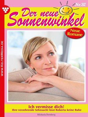 cover image of Der neue Sonnenwinkel 37 – Familienroman