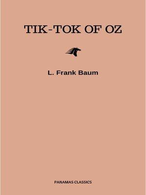 cover image of Tik-Tok of Oz