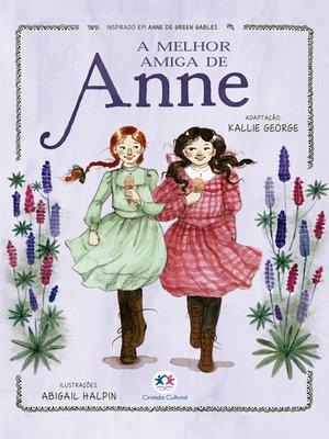 cover image of A melhor amiga de Anne