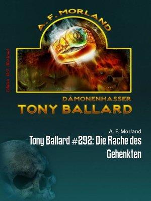 cover image of Tony Ballard #292